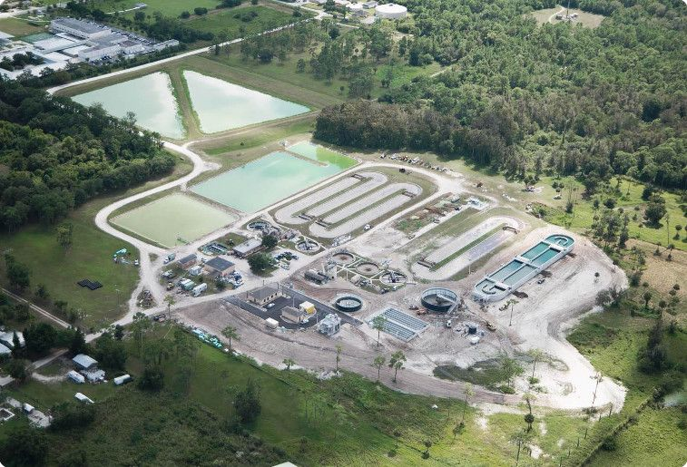 Immokalee Wastewater Treatment Plant Expansion